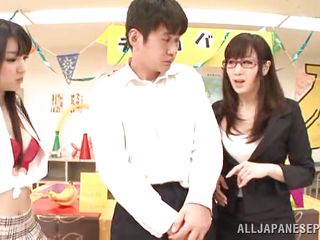 japanese teens love to taste something charming