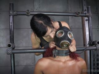 the proper way to punish a cunt