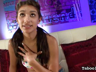 nubile chick is disciplined how to take it in the hole