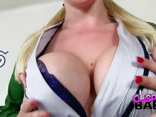 cosplay babes legendary sannin masturbating