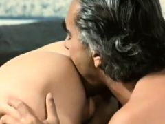Best retro sex clip from the Golden Time