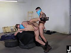 Sweet raw hardcore fucking between Vadim Black Wesley Woods