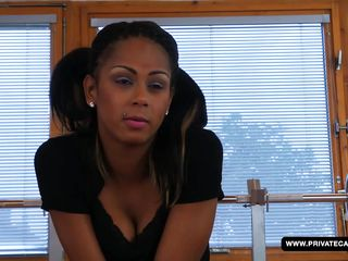 isabella chrystin in a confidential pov casting